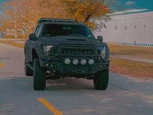 Custom Off-Road Truck | Predator | Modified F-150 by Devolro