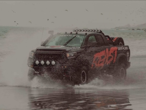 Toyota Tundra Custom Off-Road Vehicle | Devolro Warrior